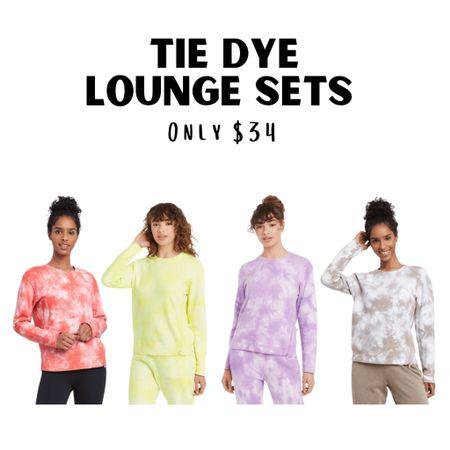 Target finds, Target style, Target fashion, tie dye, loungewear set, tie dye loungewear, tie dye sweats. #LTKSeasonal #LTKstyletip #LTKunder50 #liketkit @liketoknow.it http://liketk.it/38Ujt