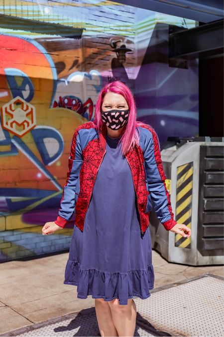 Heading to Disneyland? These masks are amazing and $6 for 4!!! http://liketk.it/3gZDM #liketkit @liketoknow.it #LTKtravel #LTKunder50 #LTKcurves