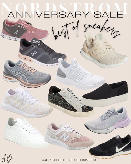 Sneakers on sale   #LTKsalealert #LTKunder100 #LTKshoecrush