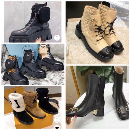 Designer Inspired Boots. #designerinspired  #LTKGiftGuide