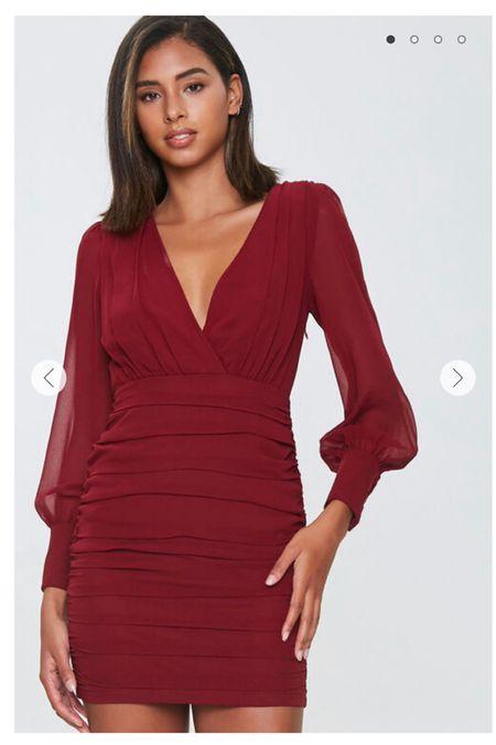 Cutest $30 holiday dress on sale! http://liketk.it/3bi7q #liketkit @liketoknow.it #LTKunder50 #LTKsalealert #LTKstyletip You can instantly shop all of my looks by following me on the LIKEtoKNOW.it shopping app