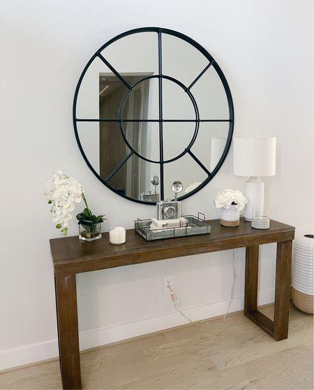 Home decor furniture mirror   #LTKhome #LTKsalealert #LTKunder100