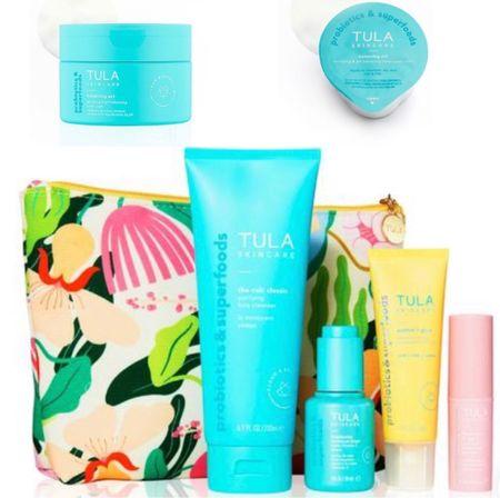 Tula summer favorites 🤩  Code: MEEGSDUN saves you an extra 15% off   #LTKsalealert #LTKbeauty #LTKunder50