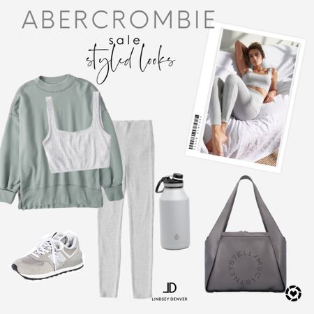 Abercrombie athleisure outfit inspo             ____________ #abercrombie #leggings #leather #tote #newbalance #walmartfinds #soft #sweatshirt #Leeannbenjamin #stylinbyaylin #cellajaneblog #lornaluxe #lucyswhims #amazonfinds #walmartfinds #interiorsesignerella #lolariostyle   Business Casual Old Navy Deals Walmart Finds Target Looks #GapHome Shein Haul Nordstrom Sale  Wedding Guest Dresses Plus Size Fashions Back to School Maternity Style Teacher Outfits   Follow my shop on the @shop.LTK app to shop this post and get my exclusive app-only content!  #liketkit #LTKunder50 #LTKworkwear #LTKstyletip @shop.ltk http://liketk.it/3kCkH