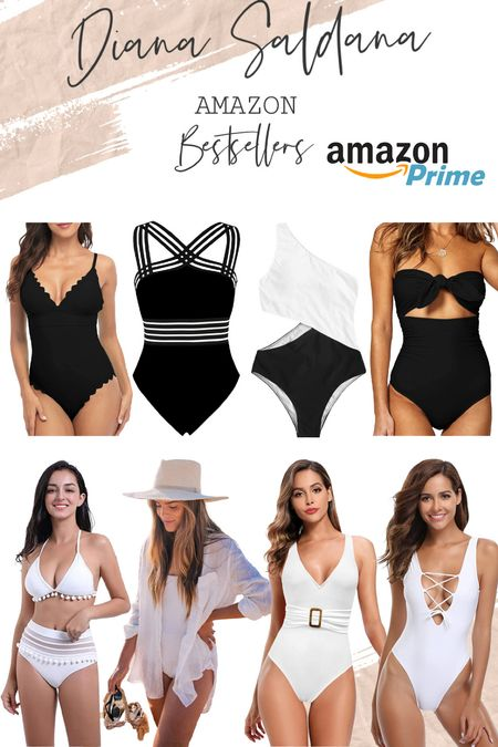 My swimsuit order from Amazon 😍 so many great pieces $20 to $40 I ordered size small for all of them   #LTKswim #LTKunder50 #LTKfit