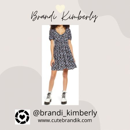 Cute baby doll dress with 90's vibes Affordable and chic   #LTKstyletip #LTKSeasonal #LTKbacktoschool