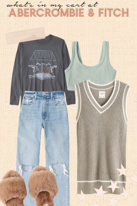 Abercrombie and Fitch Finds 🤎  #LTKSeasonal #LTKGiftGuide #LTKHoliday