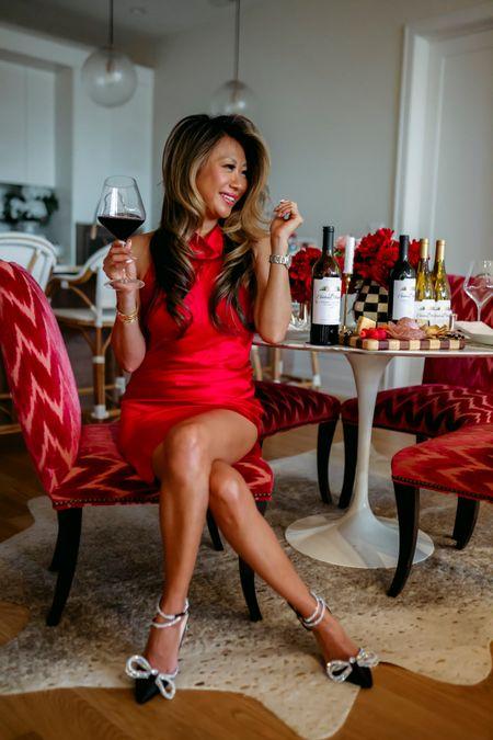 Holiday dress, red dress, night out, holiday outfit, revolve dress   #LTKHoliday #LTKstyletip #LTKwedding