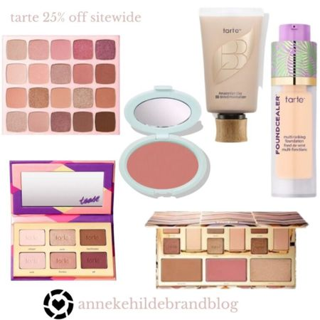 Tarte LTK Early Gifting Sale Shop my looks and beauty recommendations on the LIKEtoKNOWit app   #LTKsalealert #LTKSale #LTKunder100