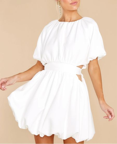 Love this fall dress! Would be super cute for a more casual fall bridal shower look or a fall date night   #LTKSeasonal #LTKunder100 #LTKstyletip