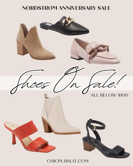 Take a look at these beautiful shoes from Nordstrom's Anniversary Sale, all under $100 😱✨ Talk about a huuuge steal! Sharing my favorites here 💞 @liketoknow.it http://liketk.it/3kdoM #liketkit #LTKsalealert #LTKunder100 #LTKshoecrush