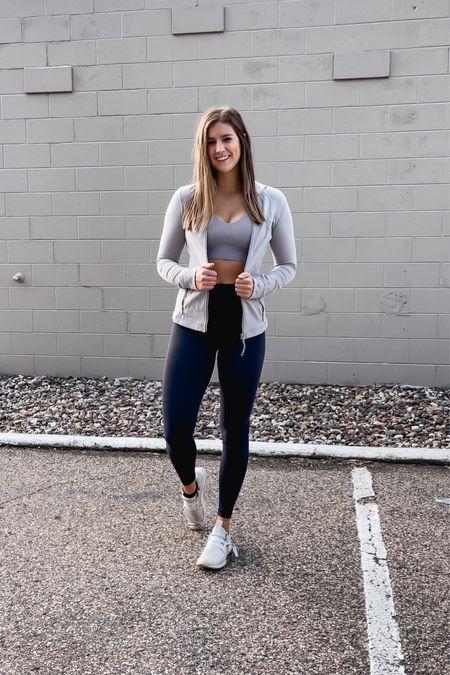 Fall Athleisure outfit   #LTKSeasonal #LTKunder100 #LTKfit