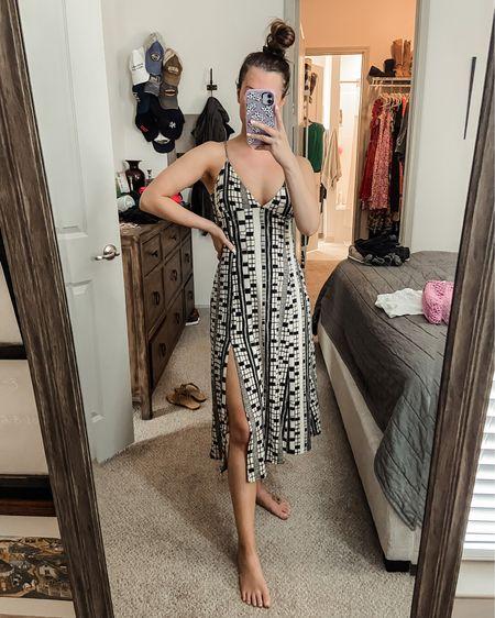 Summer dress // urban outfitters // travel // vacation dress // beach dress // under $100 http://liketk.it/3jmVp #liketkit @liketoknow.it #LTKunder100 #LTKtravel #LTKstyletip
