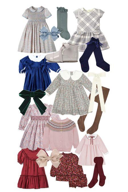 Fall special occasion dresses for little girls. Thanksgiving and beyond!   #LTKSeasonal #LTKkids #LTKbaby
