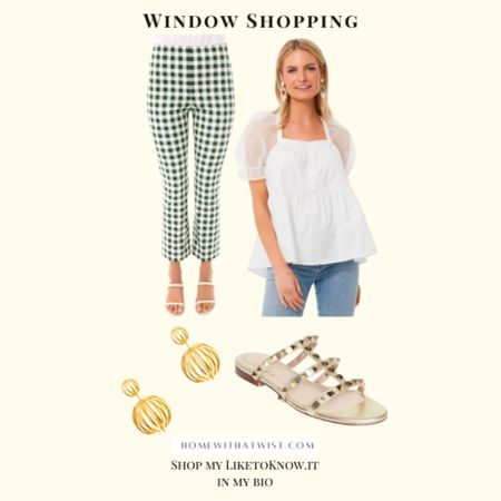 I'm obsessed with this outfit from Tuckernuck! It would be perfect for end of summer and back to school celebrations!   #LTKshoecrush #LTKfamily #LTKunder100