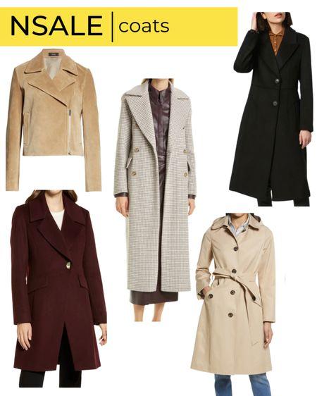NSale coats   #LTKworkwear #LTKsalealert #LTKstyletip