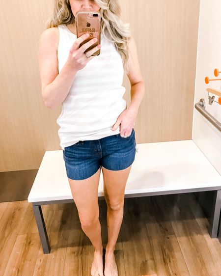 These shorts are the perfect summer short! All 40% off at The Gap! http://liketk.it/2AIDS @liketoknow.it #LTKunder50 #LTKsalealert #liketkit