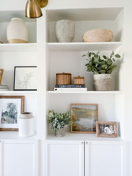 Open shelving decor inspiration!  Several items are on sale this weekend!   You can instantly shop my looks by following me on the LIKEtoKNOW.it shopping app http://liketk.it/3grlw #liketkit @liketoknow.it @liketoknow.it.home   #LTKsalealert #LTKhome #LTKstyletip