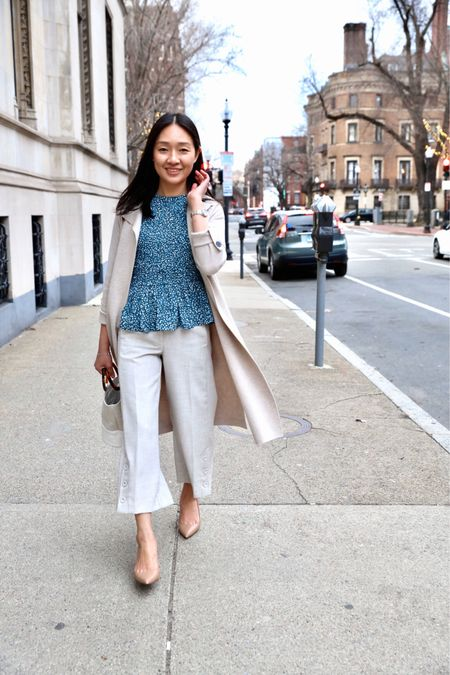#Ad Get 50% off and free shipping at Ann Taylor using the code MYSTERY. Sale ends 3/18 at 3AM ET. I'm sharing this neutral outfit as well as a few new try-ons and outfit ideas in the latest post on www.whatjesswore.com. Thanks for reading! You can also shop the exact items for this look @liketoknow.it http://liketk.it/2LCi5 . #liketkit #thisisann #anntaylor #petiteblogger #petitefashion #bostonblogger #LTKworkwear #LTKstyletip #LTKspring #chicworkchick #workwearstyle #workwearfashion #9to5chic #9to5style