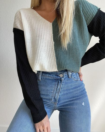 Sweater Reel Looks  #LTKunder50 #LTKstyletip