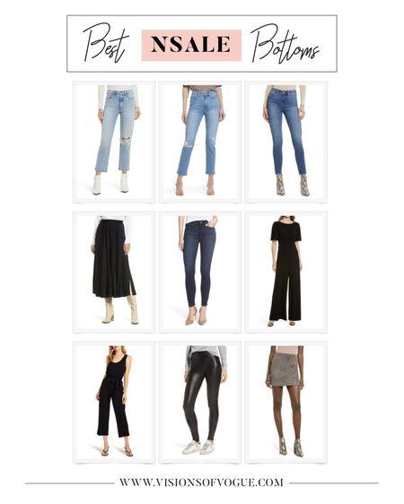 My favorite Paige denim, Spanx leggings, and suede skirt from the Nordstrom Anniversary Sale (NSALE)!   #LTKunder100 #LTKstyletip #LTKsalealert