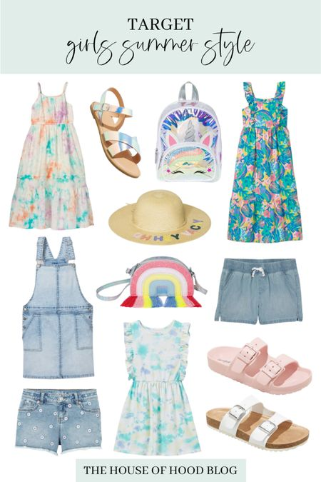 Girls target summer outfit ideas!    http://liketk.it/3eMcJ #liketkit @liketoknow.it #LTKfamily #LTKkids #LTKunder50 @liketoknow.it.family #targetstyle #target #targetfashion #kidsfashion   Follow me on the LIKEtoKNOW.it shopping app to get the product details for this look and others