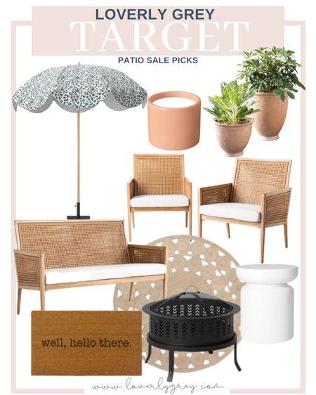 Last day to shop targets patio essentials sale for up to 50% off!   #LTKhome #LTKsalealert
