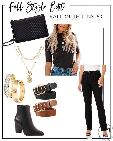 Fall Outfit Inspo 🍁 #amazon#amazondeals #amazonfashion #amazonstyle #amazonsale #falloutfits #fallfashion #businesscasual   #LTKstyletip #LTKsalealert #LTKSeasonal