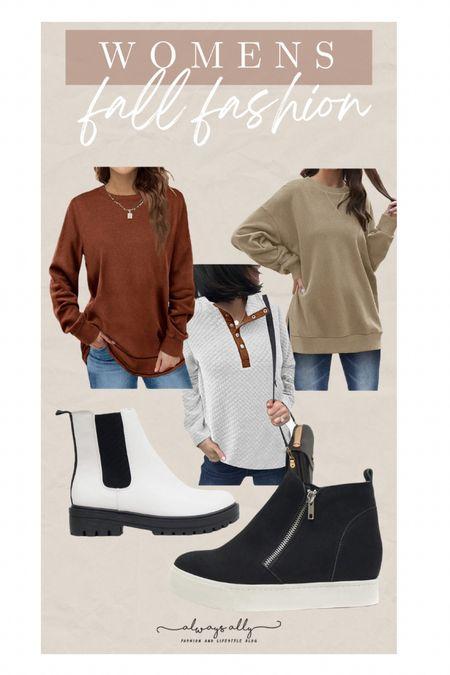 Amazon fall fashion