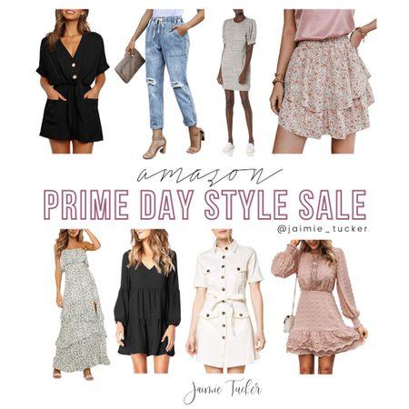 Amazon Prime Day Big Style Sale is coming up! I selected a few of my Amazon favorites for you to shop. | #AmazonFashion #AmazonDresses #AmazonWomensFashion #SummerDresses #Summeroutfits #vacationoutfits #beachvacationdresses #summerworkwear #JaimieTucker  #LTKworkwear #LTKtravel #LTKstyletip