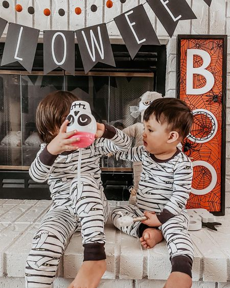 It was only a matter of time that i got these boys some matching clothes! What better time than Halloween for my spooky boys!?! You can instantly shop my looks by following me on the LIKEtoKNOW.it shopping app @liketoknow.it #liketkit @liketoknow.it.family @liketoknow.it.home #LTKbaby #LTKfamily #LTKstyletip http://liketk.it/2XZ2v