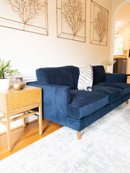 New Couch new VIBES!   I am in LOVE with our new couch from @westelm . Our formal living room is finally coming together.    #LTKfamily #LTKhome #LTKSale