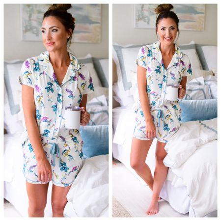 Cool nights pajamas by Soma / http://liketk.it/2RfKo #liketkit @liketoknow.it #LTKunder50