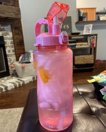Half gallon water bottle http://liketk.it/3fs1z #liketkit @liketoknow.it