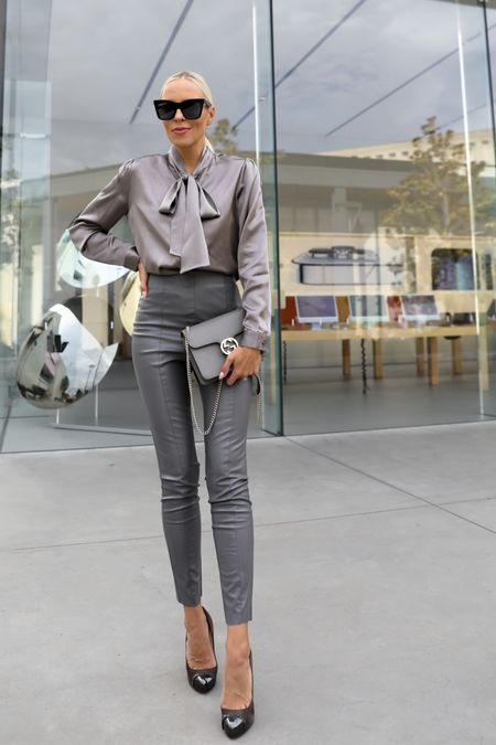 Monochromatic fall style    #LTKstyletip #LTKSeasonal #LTKworkwear