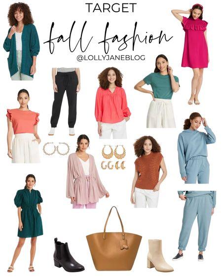 Target fall fashion!!  Lilly Jane Blog | #LollyJaneBlog #LTKunder100 #LTKunder50 #LTKstyletip @liketoknow.it #liketkit http://liketk.it/3kFaT