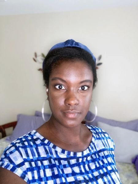 Found some pretty headbands to wear with my relaxed hair down or in a bun.  #LTKbeauty