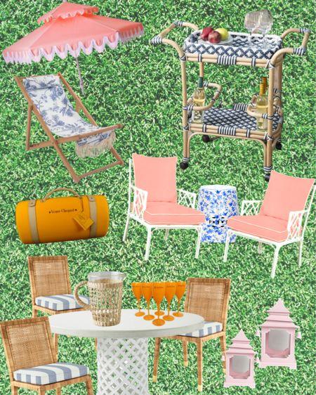 Outdoor patio decor and styling inspiration  #LTKhome #LTKstyletip #LTKunder100 http://liketk.it/3eHdz #liketkit @liketoknow.it