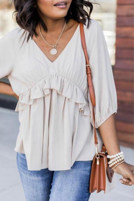 Fall outfit   #LTKstyletip #LTKunder50