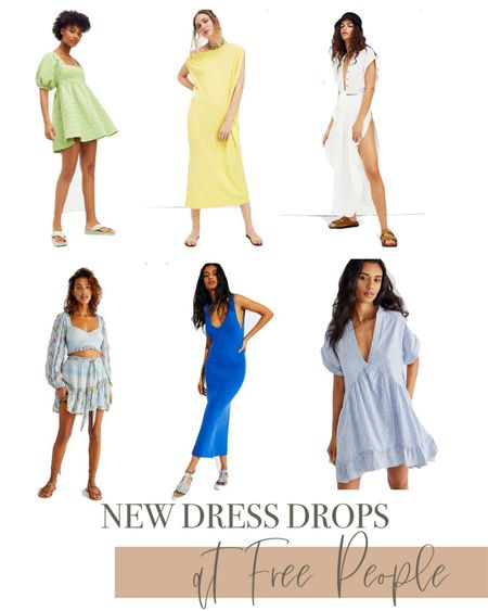 Free people new arrivals that are perfect for the summer!   #LTKstyletip #LTKSeasonal #LTKunder100