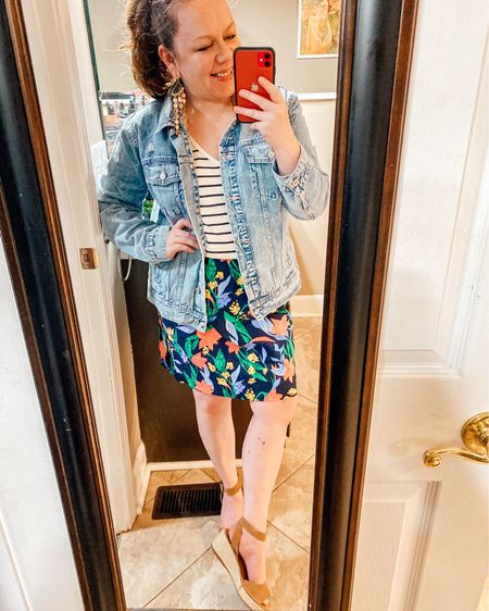Summer skirt with sandals  Shop my daily looks by following me on the LIKEtoKNOW.it shopping app @liketoknow.it http://liketk.it/3dyJF #liketkit #LTKcurves #LTKshoecrush #LTKunder50