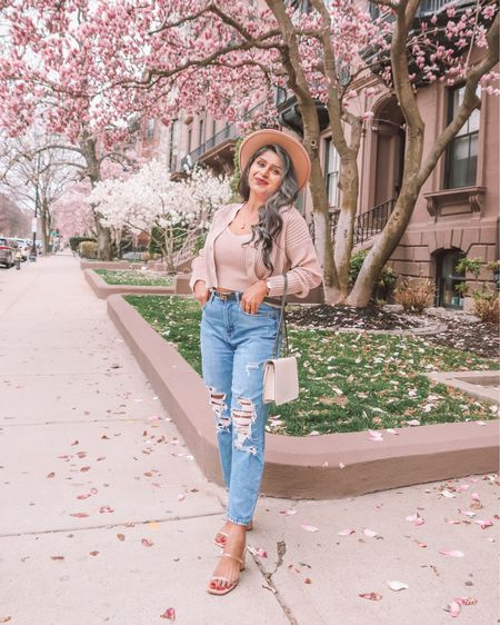 Spring Bloom in full effect in this cutest spring crop and cardigan matching set 🌸🌸  . . Shop the look  1️⃣ http://liketk.it/3di6j  2️⃣ link in bio   #liketkit #LTKunder100 #LTKmens #LTKstyletip @liketoknow.it   Shop my daily looks by following me on the LIKEtoKNOW.it shopping app