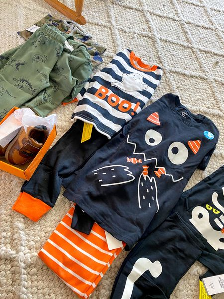 Zulily has some fall pajamas along with other cute children clothing.   #LTKkids #LTKunder50 #LTKSeasonal
