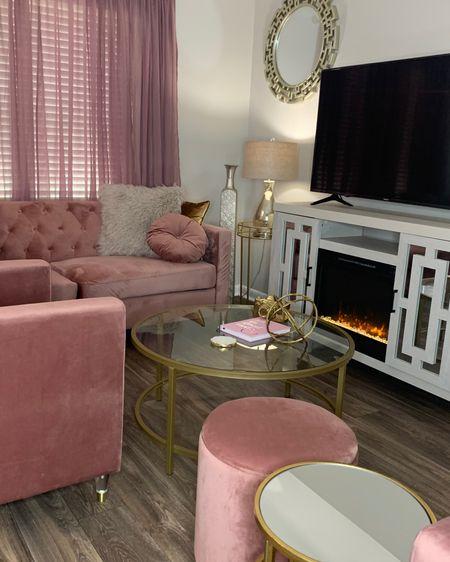 http://liketk.it/3evpn #liketkit @liketoknow.it  My Blush Living Room! I'm really loving how it's coming together! @liketoknow.it.home
