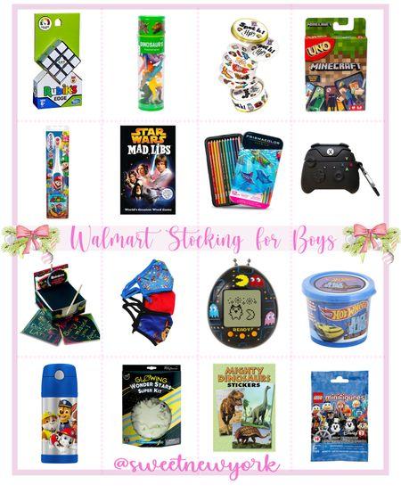 Walmart finds gift guide stocking stuffers for boys  http://liketk.it/31lx8 #liketkit @liketoknow.it #LTKgiftspo #LTKfamily #LTKkids