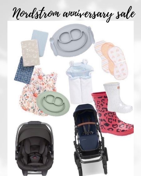 Nordstrom anniversary sale, kid finds  @liketoknow.it.home @liketoknow.it.family #LTKkids #LTKbaby #LTKsalealert @liketoknow.it #liketkit   http://liketk.it/3jLKV       Car seat Convertible car seat Double stroller Stroller Nuna Hunter boots Water boots Kid boots Burp rags