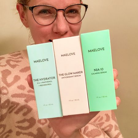 Maelove has been a GAME CHANGER for my skincare routine! Years of trying to figure my skin out and these serums have done the trick. I've linked all the ones I have and use and my skin has never felt more soft. Not to mention the fact I no longer have stubborn bumps! #maelove #skincare #skincareroutine #nightserums #morningserums #LTKunder50 #LTKbeauty #LTKunder100 #liketkit @liketoknow.it http://liketk.it/3hNw0