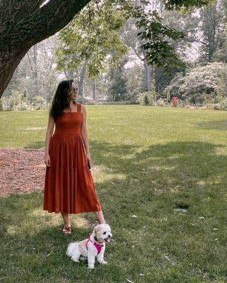 Dress true to size for me.  Linked more cute dresses.   #liketkit http://liketk.it/3j3AV @liketoknow.it #LTKstyletip #LTKsalealert