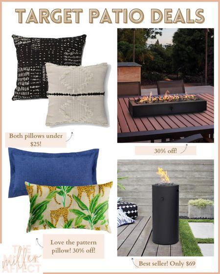 Great deals on Target patio furniture & accessories! http://liketk.it/3i0SS #liketkit @liketoknow.it #LTKsalealert #LTKunder100 #LTKhome
