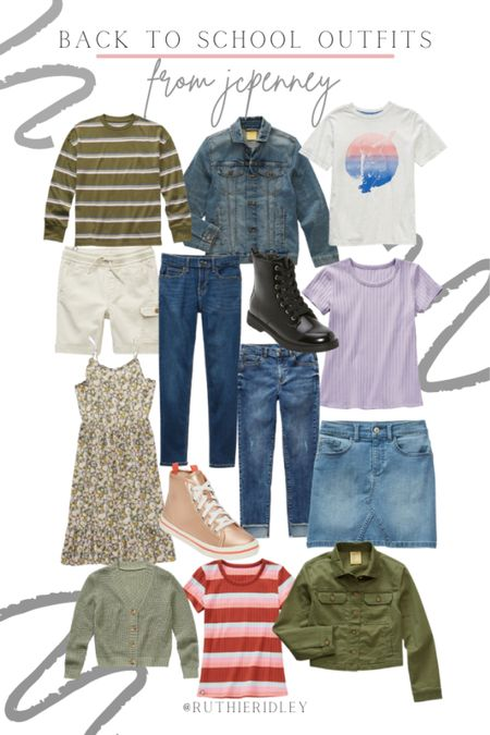 Back to school with Thereabouts at JCPenney!!   #LTKbacktoschool #LTKunder50 #LTKfamily
